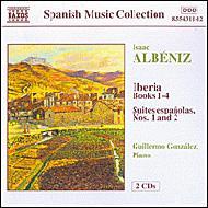 イベリア/スペイン組曲第1番/第2番(2枚組) ゴンサレス