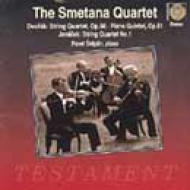 String Quartet.12, Piano.quintet / String Quartet.1: Smetana.q