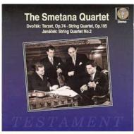 Terzetto, String Quartet.14 / .2: Smetana.q