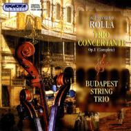 Trio Concertante: Budapest String Trio