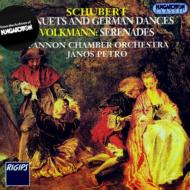Menuets, Ger.dances / Serenades For Strings.1-3