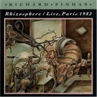 Richard Pinhas/Rbizosphere / Live Paris 1982