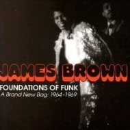 HMV&BOOKS onlineJames Brown/Foundations Of Funk: A Brand New Bag 1964-1969