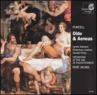 パーセル(1659-1695)/Dido & Aeneas: Jacobs / Age Of Enlightenment O Dawson Finley R.joshua