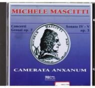 Concerti Grossi Op.7: Camerata Anxanum