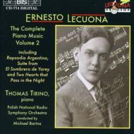 Complete Piano Music Vol.2: Tirino(P), Bartos / Polish National.rso
