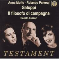 Il Maestro De Cappella / Il Filosofo Di Campagna Fasano(Cond)moffo(S)