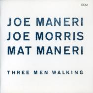 Three Men Walking