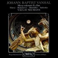 Missa Solemnis: Neumann / Virtuos