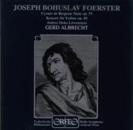 Violin Concerto, Cyrano De Bergerac: Lowenstein(Vn)Albrecht /