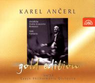 Violin Concerto / Fantasy: Suk, Ancerl / Czech.po