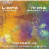 Cello Concerto / 2: Thedeen, Segerstam / Swedish.rso