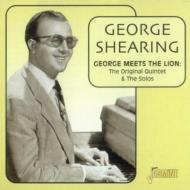 George Meets The Lion -The Original Quintet & The Solos