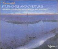 Comp.symphonies, Overtures: Goodman / Swedish.rso