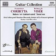 ギタ-とテオルボのための組曲集組曲ホ短調/同ト長調/他 ベロック/モスカルド