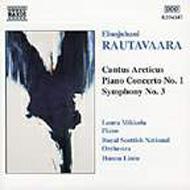 カントゥス・アルティクスOp.61/ピアノ協奏曲第1番/交響曲第3番 リントゥ/ロイヤル・スコテッィシュ管弦楽団/ミッコラ