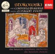 Carmina Burana / A Pagan Poem: Stokowski / Lapo