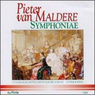 Symphonies: Peire / Collegium Instrumentale Brugense