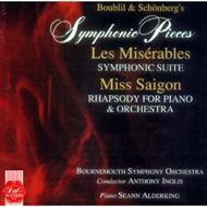 Les Miserables / Miss Saigon -Symphonic Pieces