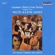 String Quartet, 1, 4, : Yucelen Sq