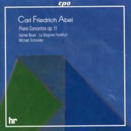 6つのピアノ協奏曲Op.11 バウアー/シュナイダー/ラ・スタジオーネ・フランクフルト