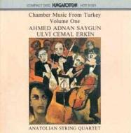 String Quartet, 1, : Anatolia Sq +erkin: String Quartet, Etc