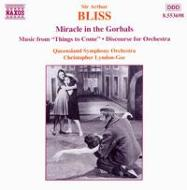 バレエ「ゴーバルズの奇跡」/管弦楽のためのディスコース/他 リンドン=ギー/クイーンズランド交響