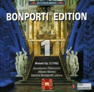 Motets Op.3: Accademia I Filarmonici