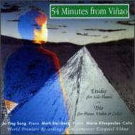 Vinao: Piano Works, Piano Trio