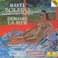 Bolero, Daphnis Et Chloe.2 / La Mer: Sinopoli / Po