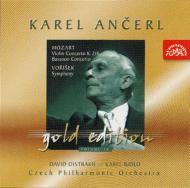 Violin Concerto.3, Bassoon / Sym: Oistrakh Bidlo Ancerl / Czech Po