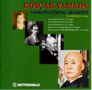 String Quartet, 1, 2, 3, Piano Quintet, Etc: Yamato Sq 井田久美子(P)