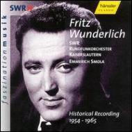 Fritz Wunderlich(T)Historicalrecordings 1954-65