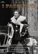 歌劇「道化師」全曲(レオンカヴァルロ) マリオ・デル・モナコ(テノール)他(日本語字幕付)