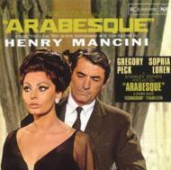 Arabesque / Henry Mancini -Soundtrack