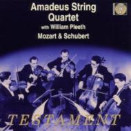 協奏交響曲K.364 / String Quintet アマデウス四重奏団、Pleeth、Etc