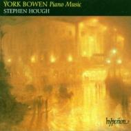 ボウエン:ピアノ作品集 すべての長調・短調による24の前奏曲 他 ハフ(p)