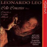チェロ協奏曲集Vol.2 A・ボヌッチ(Vc)、アンサンブル・スツルメンターレ・イタリアーノ