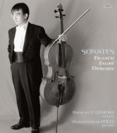 Cello Sonata / 2 / (Cello)violin Sonata: 藤森亮一(Vc)kolly(P)
