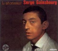 L'etonnant Serge Gainsbourg