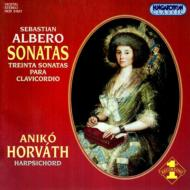 Harpsichord Sonatas: Aniko Horvath(Cemb)