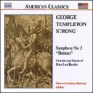 交響曲第2番「シントラム」/ハンス・レオ・ハスラーの主題によるコラール アドリアーノ/モスクワ交響