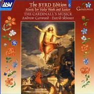 Music For Holy Week & Easter: Carwood / Cardinall's Musick