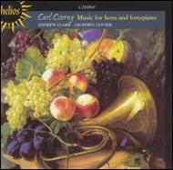 Works For Horn & Piano: Clark(Hrn)govier(Fp)