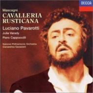 Cavalleria Rusticana: Pavarotti, Gavazzeni / National.po