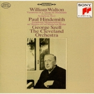 Sym.2, Hindemith Variations / Weber Variations: Szell / Cleveland.o