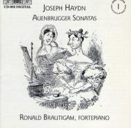 ハイドン(1732-1809)/Complete Piano Sonatas Vol.1: Brautigam