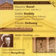 Orch.music: Mengelberg / Concertgebouw.o