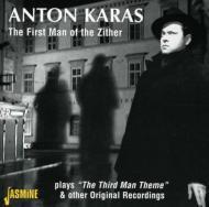 First Man Of The Zither Playsthe Third Man Theme & Other Original Rec