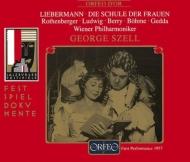 Die Schule Der Frau: Szell / Vpo, Rothenberger, Gedda, Berry, Ludwig, Salz